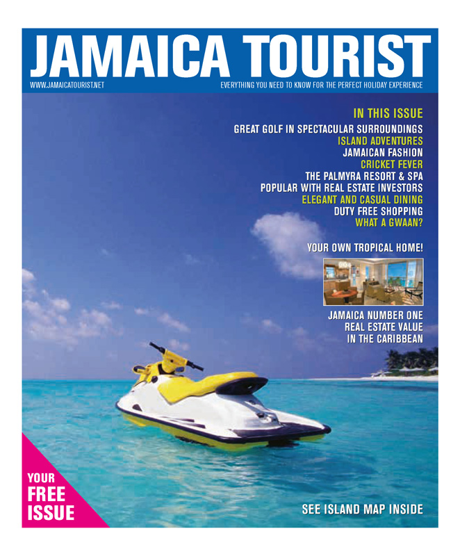 Jamaica Tourist Issue 4