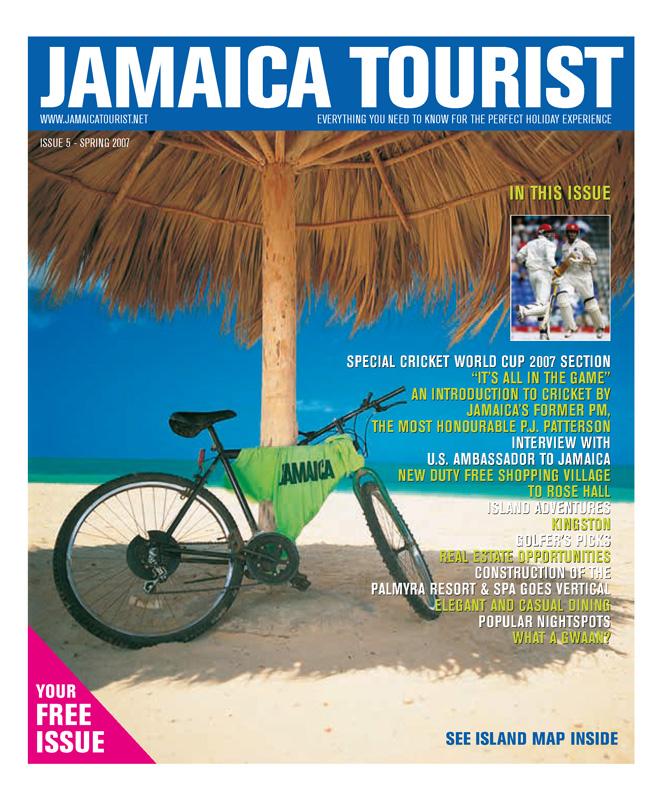 Jamaica Tourist 05