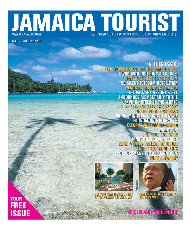 Jamaica Tourist 7