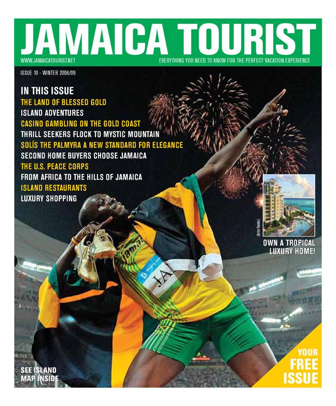 Jamaica Tourist 10