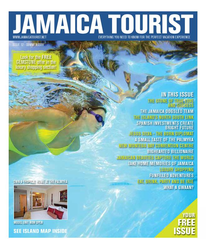 Jamaica Tourist 12