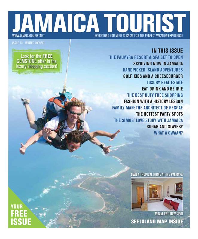 Jamaica Tourist 13